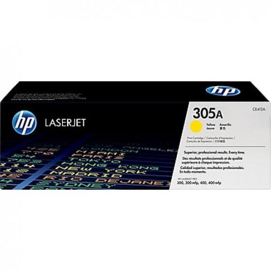 HP 305A Yellow Original LaserJet Toner Cartridge CE412A  Price in Pakistan