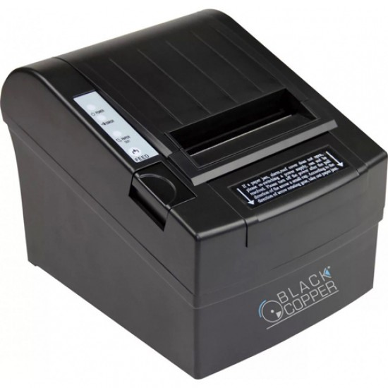 Black Copper Turbo Thermal Receipt Printer BC-85AC  Price in Pakistan